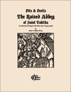 The Ruined Abbey of Saint Tabitha