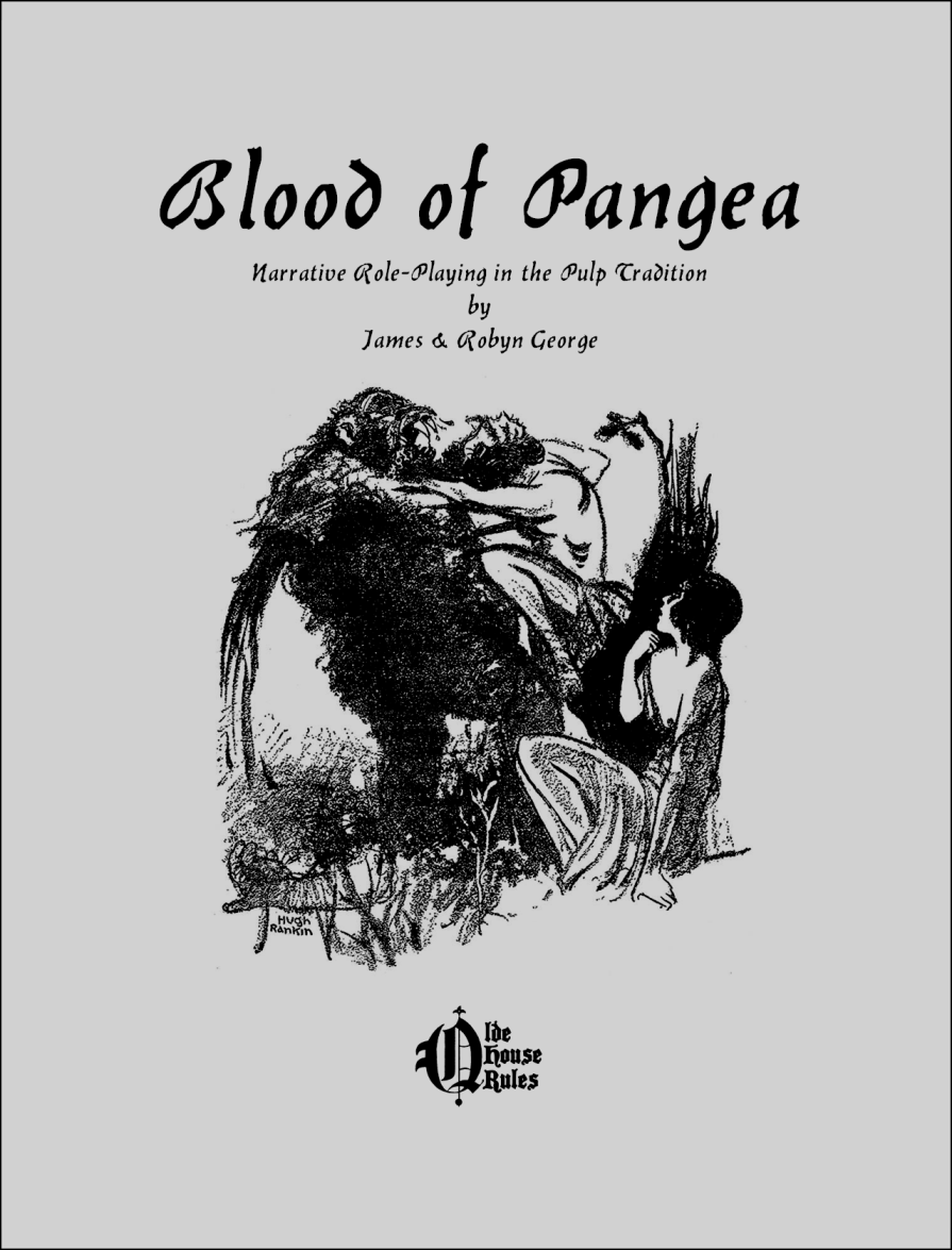 Blood of Pangea