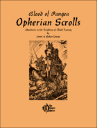 BoP: Opherian Scrolls