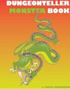 Dungeonteller Monster book