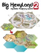Big Hexyland 2 Modular Fantasy World