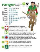 Dungeonteller Ranger Hero