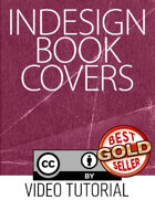 InDesign Cover Tutorial