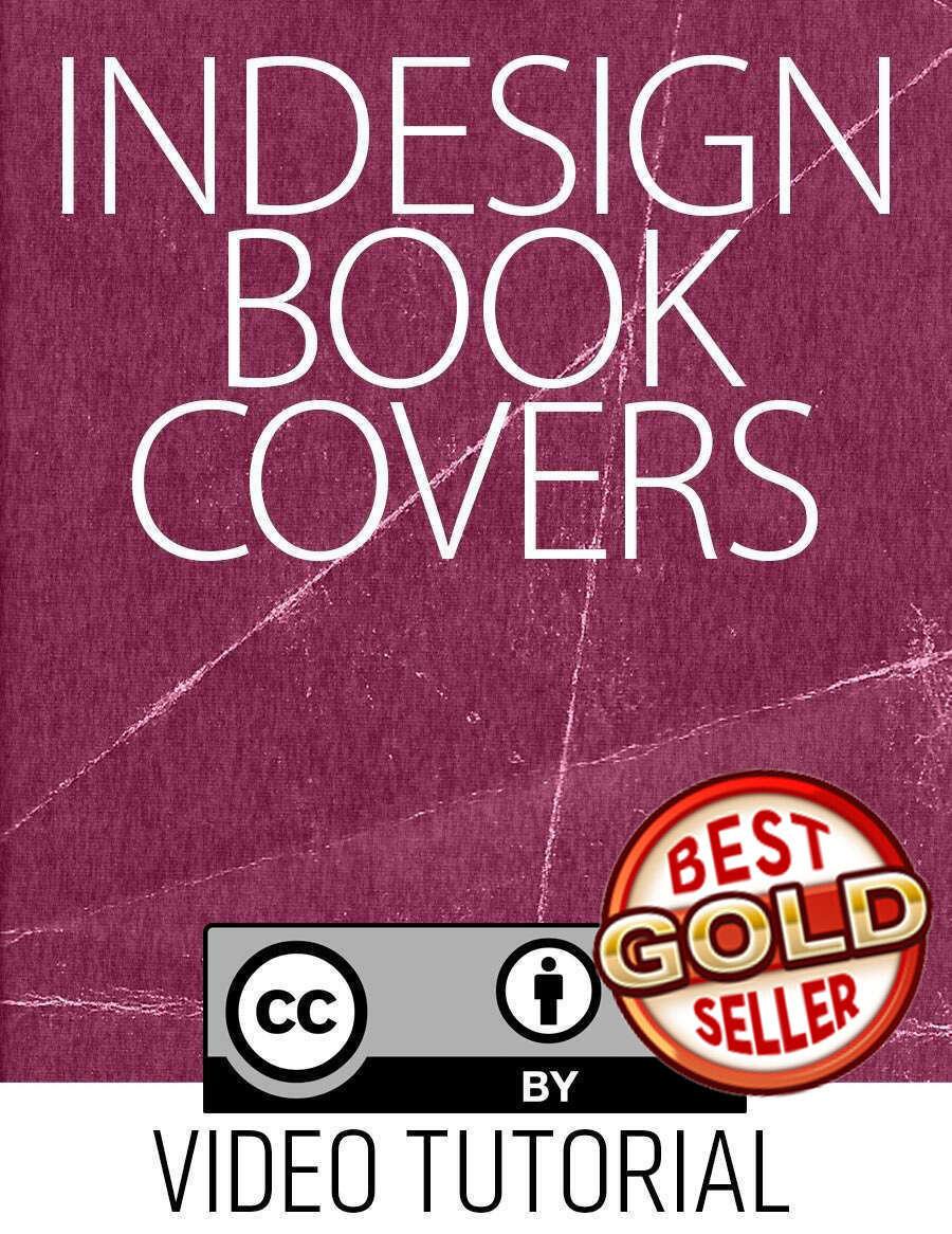 Book Cover Illustration Tutorial : Tutorial versatile indesign book covers adam jury