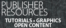 Publisher Resources