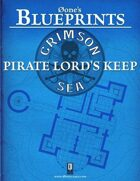 0one's Blueprints: Crimson Sea - Pirate Lord's Keep