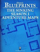 0one's Blueprints: The Sinking - Season I Adventure Maps