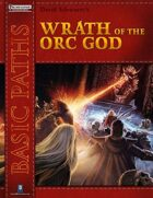 Basic Paths: Wrath of the Orc God (Pathfinder)