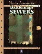 Battlemaps: Sewers
