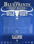 Deep Blues: Wild West - Saloon