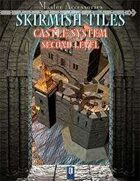 SKIRMISH TILES, Castle System: second level