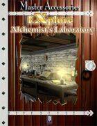 EXplore: Alchemist's Laboratory