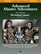 The Andwan Legacy (OSRIC)