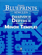 0one's Blueprints: Dwarven Depths - Minor Temples