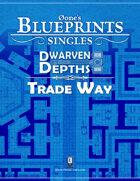 0one's Blueprints: Dwarven Depths - Crypts
