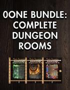 0one Bundle: Complete Dungeon Rooms [BUNDLE]