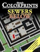 0one's Colorprints #5: Sewers Below