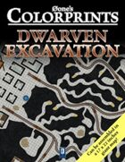 0one's Colorprints #7: Dwarven Excavation