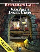 Battlemaps Lairs: Vampire's Inner Crypt