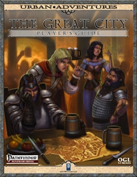 The great city player 39 s guide 0one games urban for Bureau 13 rpg pdf