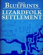 0one's Blueprints: Lizardfolk Settlement