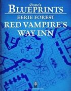 0one's Blueprints: Eerie Forest - Red Vampire's Way Inn