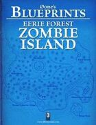 0one's Blueprints: Eerie Forest - Zombie Island