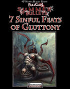 #1 With a Bullet Point: 7 Sinful Feats of Gluttony (Full Clip!)