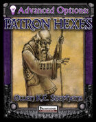 Advanced Options: Patron Hexes