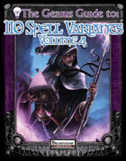 The Genius Guide to 110 Spell Variants vol. 4