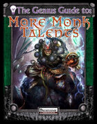 The Genius Guide to More Monk Talents