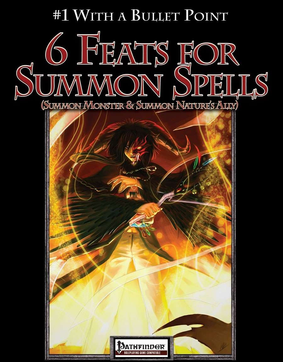 Pathfinder How To Use Summon Nature S Ally
