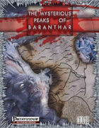 The Mysterious Peaks of Baranthar