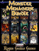 Monster Menagerie! [BUNDLE]