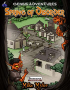 Genius Adventures: Spring of Disorder
