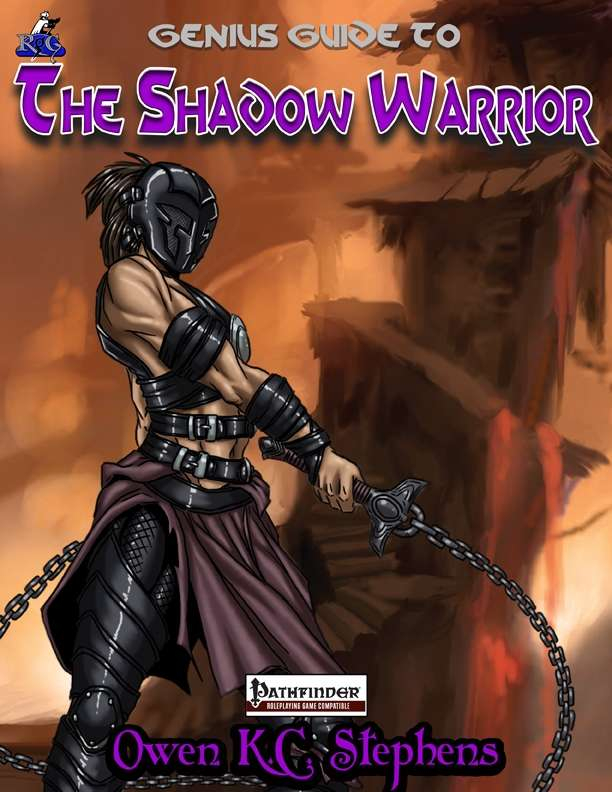 The Genius Guide to the Shadow Warrior
