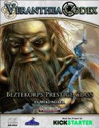 Veranthea Codex: Beztekorps Prestige Class - FREE PDF