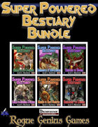 Super Powered Bestiary [BUNDLE]