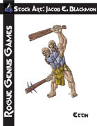 Stock Art: Blackmon Ettin