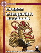 Dragon Companion Handbook