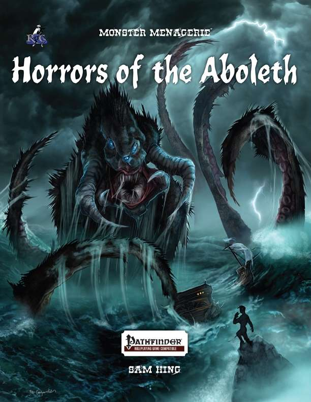 Monster menagerie horrors of the aboleth rogue genius for Monster advanced search