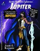 Super Powered Legends: Jupiter