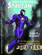 Super Powered Legends: Spartan