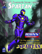 Iconic Legends: Spartan