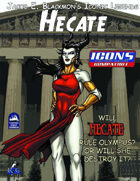 Iconic Legends: Hecate