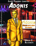Super Powered Legends: Adonis