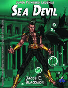 Super Powered Legends: Sea Devil