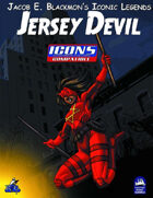 Iconic Legends: Jersey Devil