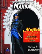 Super Powered Legends: Najiba