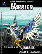Super Powered Legends: Harrier